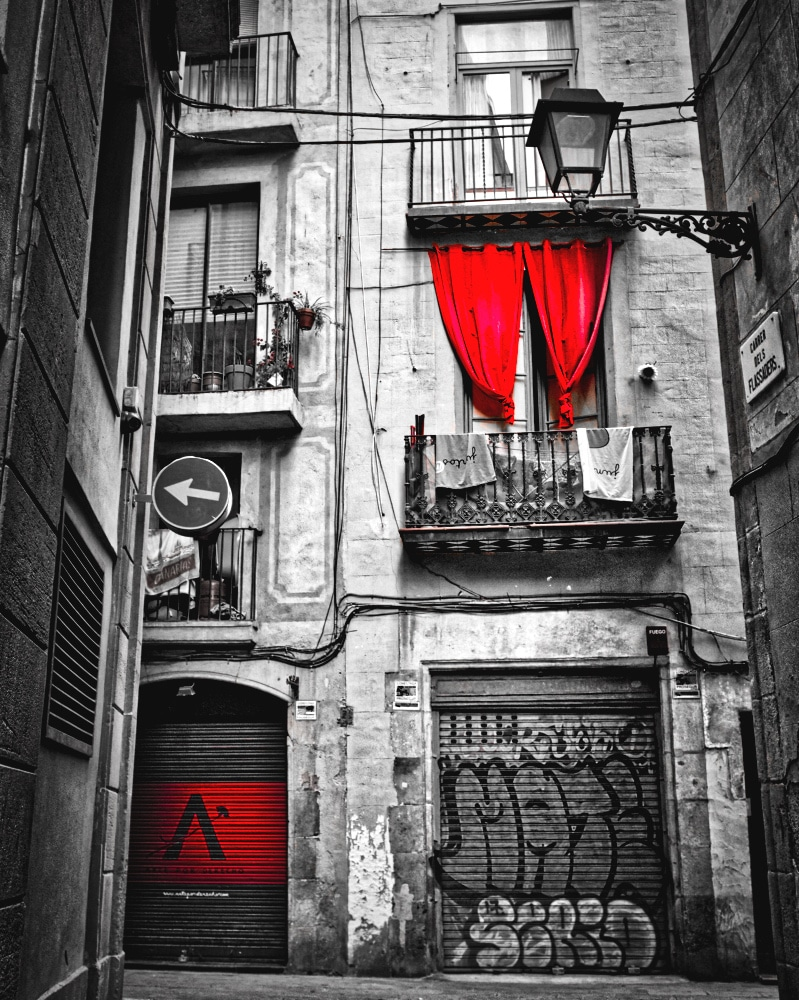 RED: Curtains