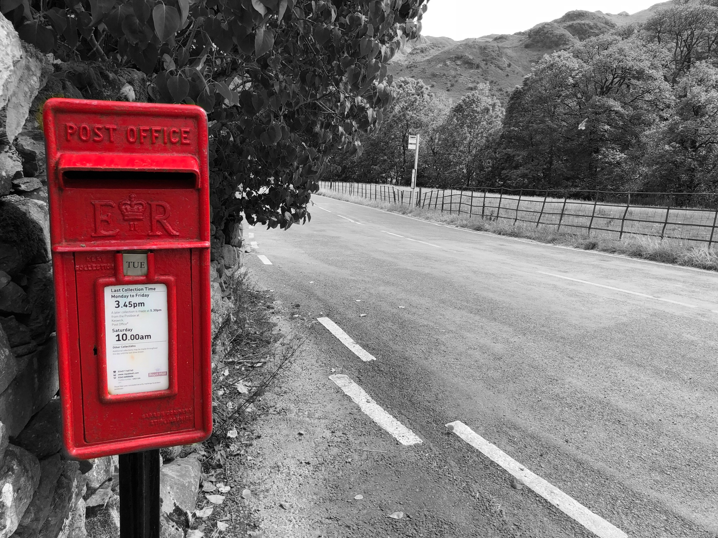 RED: Post Box